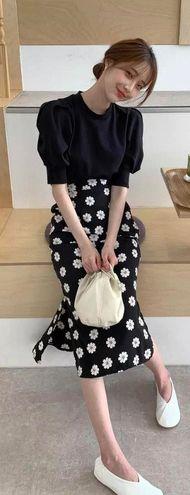 Set Shirt + Long Skirt (33)