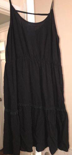 Mossimo Supply Co Black Dress
