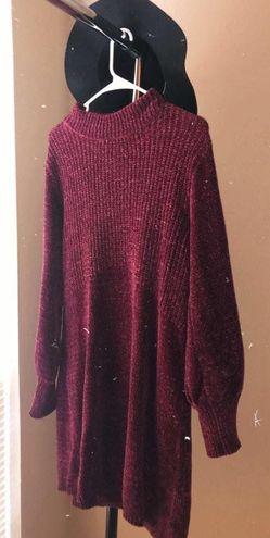 Target Chenille Sweater Dress