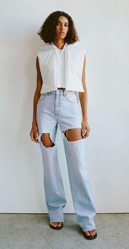 ZARA Full Length Jeans