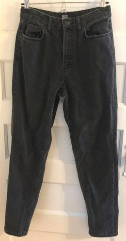 Urban Outfitters Black High Waisted Mom Jeans