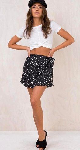 Princess Polly Polka Dot Skirt