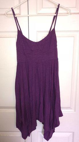 Roxy Purple Dress