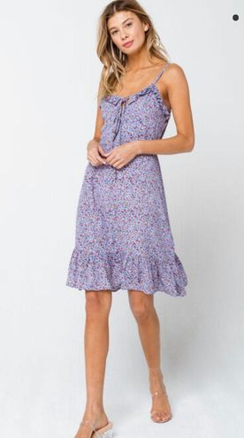 Tilly's Button Up MIDI Dress NWOT