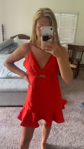Red Dress Boutique Red Dress