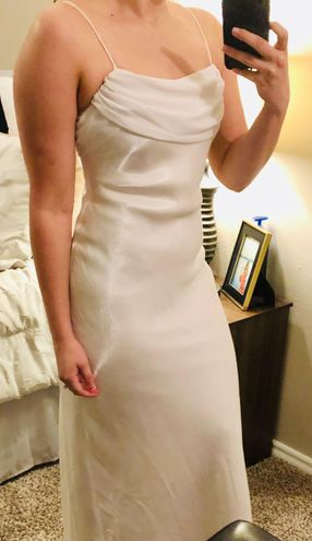 Satin Formal Dress