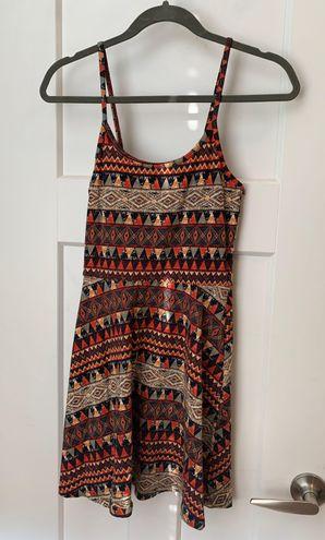 Forever 21 Boho Short Dress