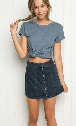 Brandy Melville Demin Skirt