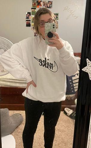 Nike Vintage Sweatshirt Custom