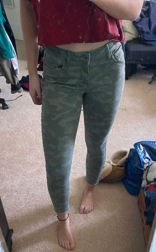Old Navy Camo Jeans