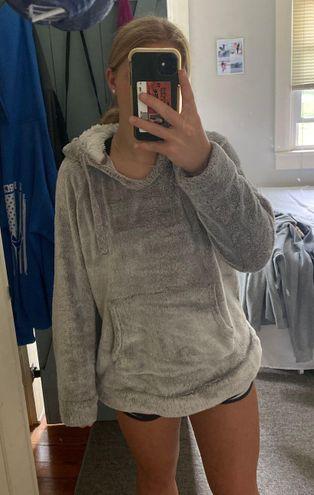 Cozy Plush Pullover