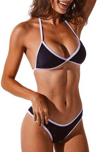 Urban Outfitters NWT black bikini