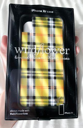 Wild Flower NWT iPhone Xr Case