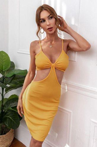 SheIn Knit Mini Dress