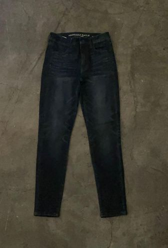 American Eagle Outfitters High waisted Dark Wash Jeans