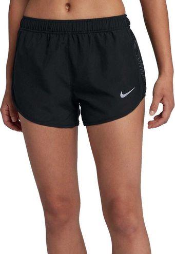 Nike Black Running Athletic Shorts