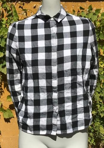 Kate Spade Saturday Perfect Day Flannel Shirt