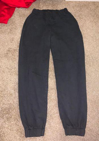 Brandy Melville Black Sweatpants
