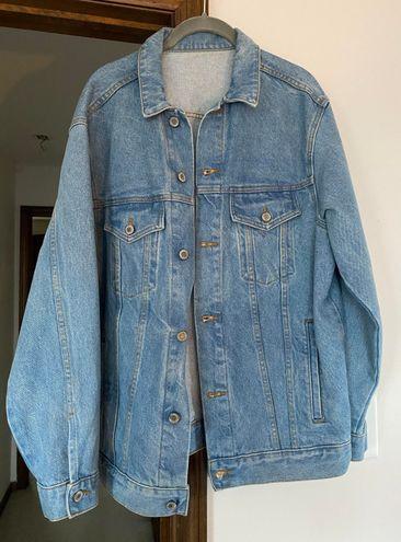 Brandy Melville Oversized Jean Jacket