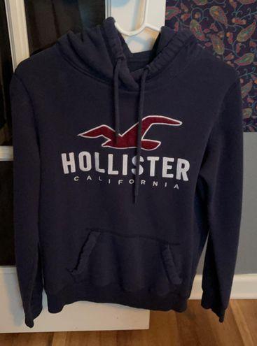 Hollister Navy Blue Hoodie