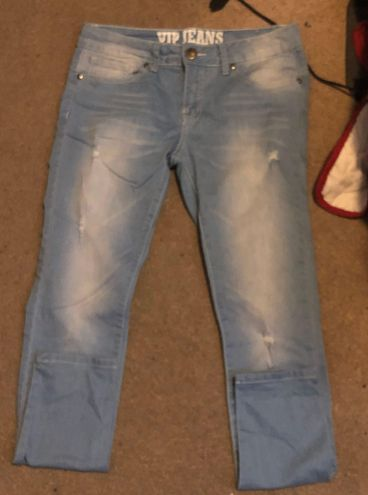 Vip Jeans Ripped Jeans