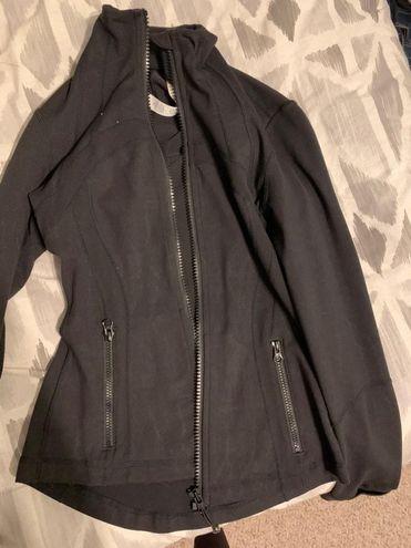 Lululemon Black Lulu Jacket