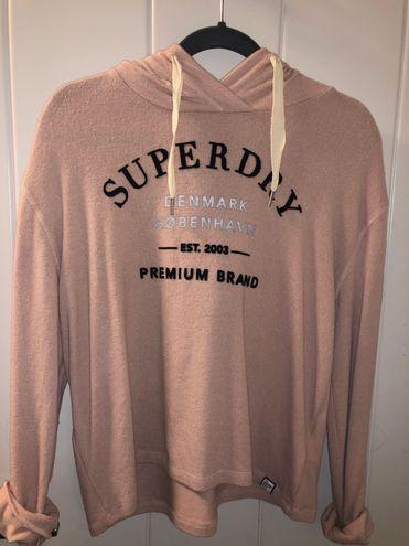 SuperDry Pink Sweatshirt