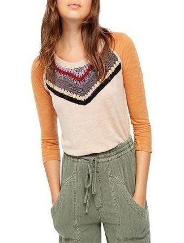 Free People FP We The Free // Knit Tee