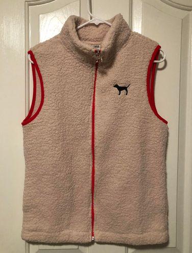 PINK - Victoria's Secret Sherpa Vest