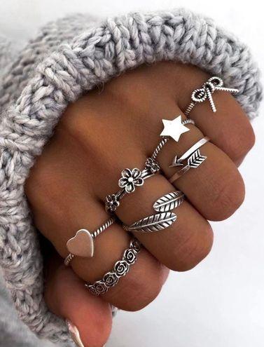 SheIn rings