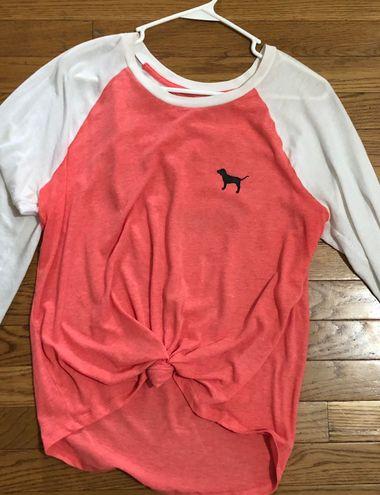 PINK - Victoria's Secret Long-sleeve Top