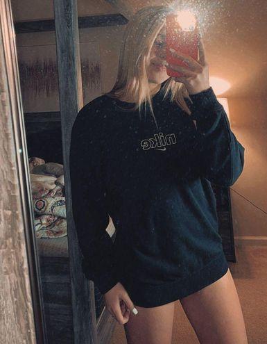 Nike Black Pullover Sweatshirt