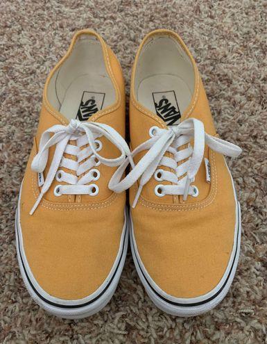 Vans Authentic Yellow Shoes