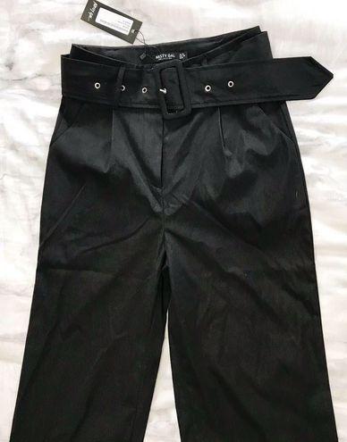 Nasty Gal Wide Cropped Pants