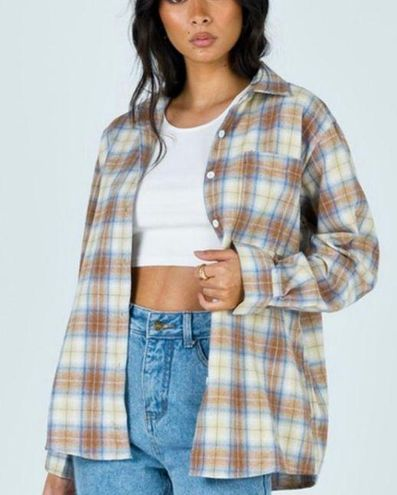 Princess Polly flannel