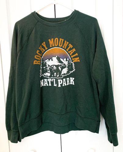 Tailgate Rocky Mountain Park Vintage Crew Neck