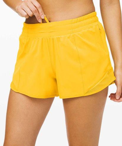 Lululemon Hotty Hot Shorts 6 Tall