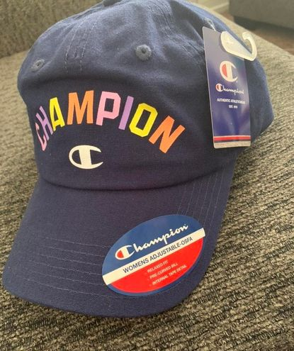 Champion Women's Fitted Adjustable Fitted Cap