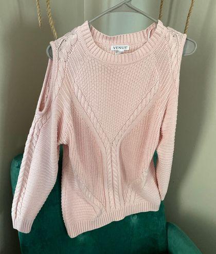 Venus Cold Shoulder Sweater