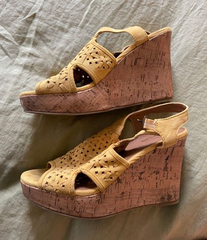 Maurice's Wedges