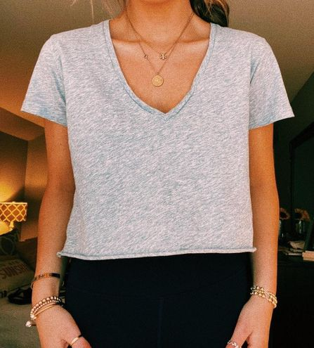 Brandy Melville T-shirt Cropped