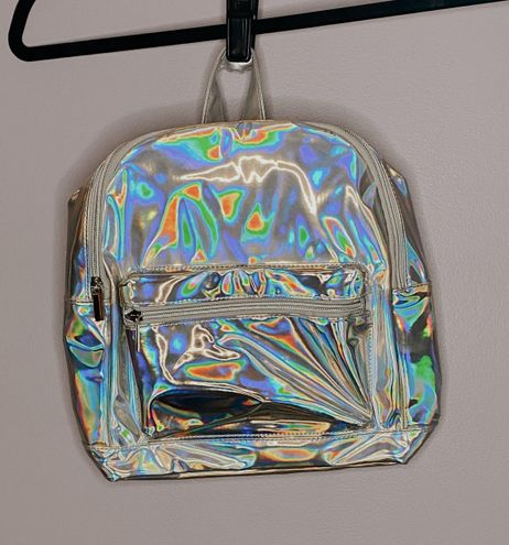 Mini Holographic Backpack