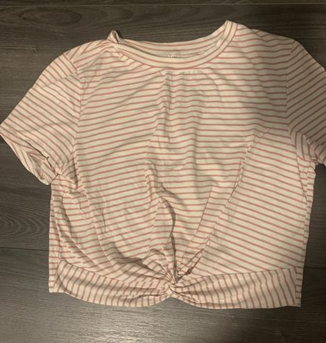 SheIn Cropped TShirt