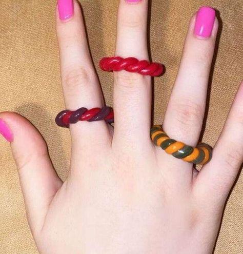 Handmade Clay Ring
