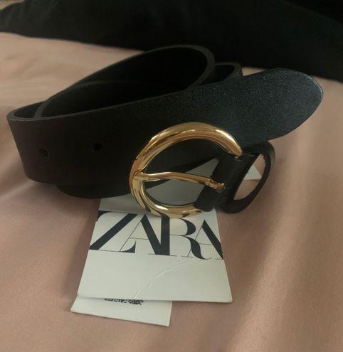 ZARA Brand New  Very soft leather belt