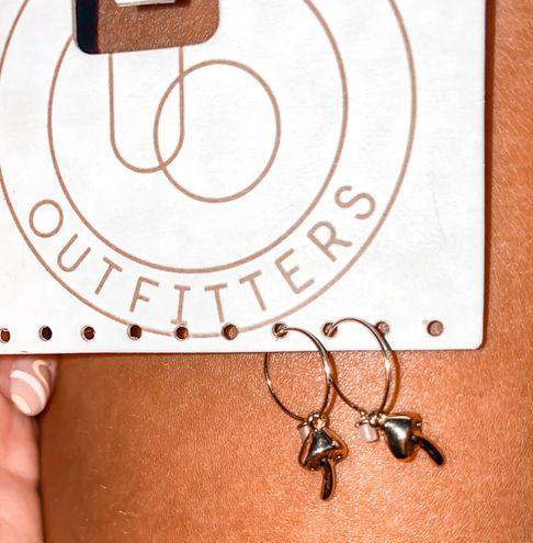 Urban Outfitters  Dangle Mushroom Earrings