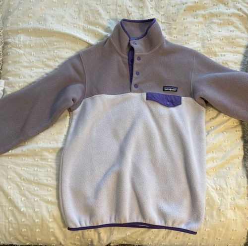 Patagonia Re-tool Fleece Pullover