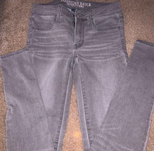 American Eagle Outfitters Grey Jeans