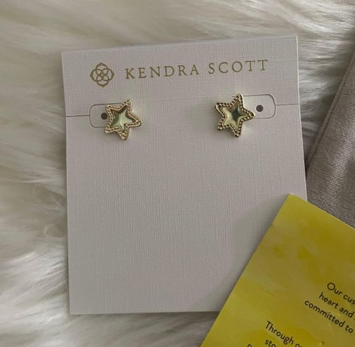 Kendra Scott NWT  Jae Star stud Earrings