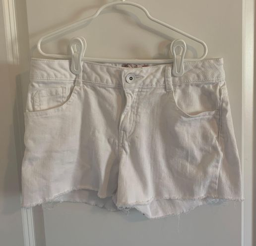 Old Navy White Denim Jean shorts
